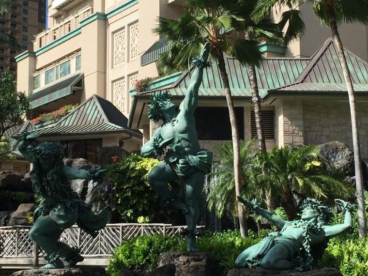 oahu statue