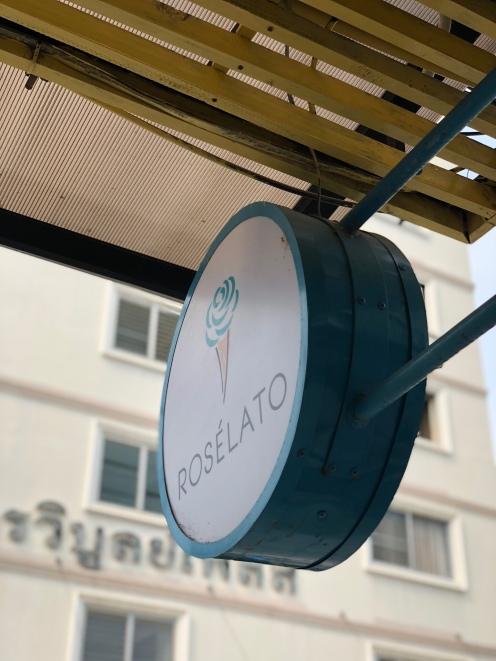 Rosélato Cafe